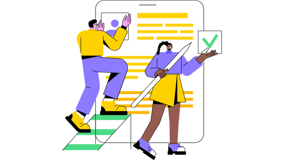 Google My Business Find Business Screen